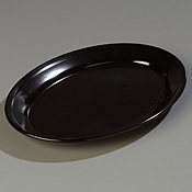 "Carlisle 12"" x 8-1/2"" Oval Platters - Carlisle"