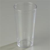 Carlisle 16 oz Clear Tumblers - Plastic Tumblers