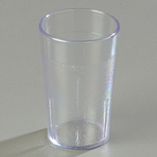 Carlisle 5 oz Tumblers - Plastic Tumblers