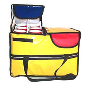 "Carry Hot CBO ""Combo"" Hot/Cold Delivery Bag"