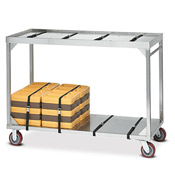 Dinex Solar/Ultima Tray Delivery Cart (24-Capacity) - Dinex