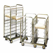 Dinex Ultima Tray Cart (24-Capacity) - Dinex