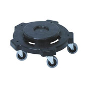 Continental Universal Waste Receptacle Dolly - Continental