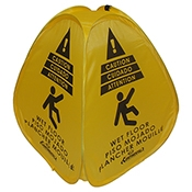 """Continental 216 16"""" Pop-Up Safety Floor Sign"""
