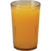 Cook's 630-300A 8 oz. Polycarbonate Tumblers - Plastic Tumblers