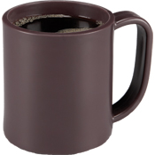Cook's 630-360B 8 oz Copolymer Mugs - Cook's Brand