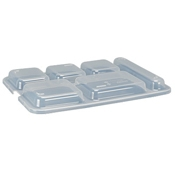 Cook's 617S Clear Flex Tray Lids - Cook's Brand