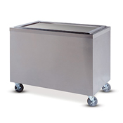 "Dinex 77"" Hot Top Counter - Portable Steam Tables"