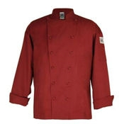 BVT-Chef Revival (J017BK-XL) Black X-Large Cotton Cuisinier Jacket - BVT-Chef Revival