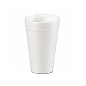 Dart 32 oz. Foam Cups - Dart Container