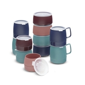 Dinex 12 oz Insulated Bowls - Dinex