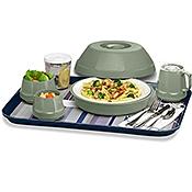 Dinex 9 oz Insulated Bowls