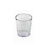 Dinex 9 oz Swirl Ice Tea Tumblers - Plastic Tumblers