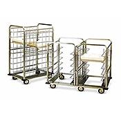 Dinex Solar Tray Cart (24-Capacity) - Dinex