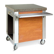 Dinex Cashier Stand with Drawer - Kiosks and Carts