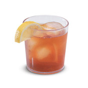 Dinex 9 oz Clear Pebble Iced Tea Tumblers - Plastic Tumblers