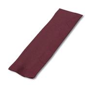 Dinex Burgundy 1/12-Fold Paper Dinner Napkins - Dinex