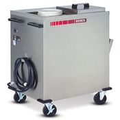 Dinex 2-Silo Plate Heater - Meal Delivery