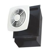 Air King EWF-180 Through the Wall Exhaust Fan - Exhaust Fans