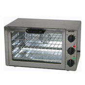 Equipex FC-33 Electric Countertop Sodir Convection Oven/Broiler - Equipex