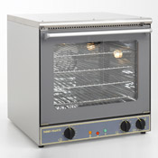 Equipex FC-60G Electric Half-Size Sodir Pinnacle Convection Oven/Broiler - Equipex