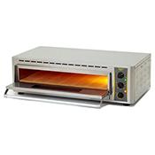 """Equipex PZ-4302D 35"""" Sodir Upper Crust Countertop Pizza Oven - Equipex"""