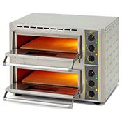 """Equipex PZ-430D 27"""" Sodir Primo Duo Countertop Pizza Oven - Equipex"""