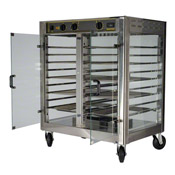 Equipex RE-2 Floor Model 20-40 Bird Capacity Sodir Display Warmer - Equipex
