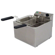 Equipex RF12SP Countertop Electric Sodir Fryer - Equipex