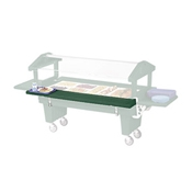 Cambro Food Bar Tray Slide