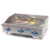 Comstock FHP30-30 Griddle - Countertop Gas Commercial Griddles
