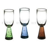 Front of the House ASA004AMG22 Mini Flute Sampler - Wine Glasses