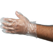 FSE Large Poly Gloves - Foodservice Essentials