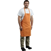 FSE Orange Aprons - Foodservice Essentials