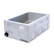 "Adcraft FW-1200W Electric Food Warmer 12"" X 20"" Opening - Full-Size Food Warmers"