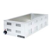 "Adcraft FW-1500W Food Warmer 4/3 Size 12"" X 27"" Opening - Full-Size Food Warmers"