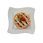 """Fineline Settings 106 Wavetrends 6.5"""" Dessert Plate - Fineline Settings"""
