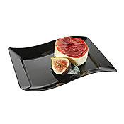 """Fineline Settings 1405 Wavetrends 5.5"""" x 7.5"""" Dessert Plate - Fineline Settings"""