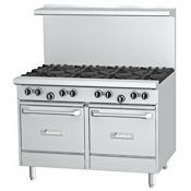 Garland G60-10RR Restaurant Range (Natural Gas) - Restaurant Ranges