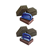 Continental GCS Griddle Cleaning System - Scrub Pads