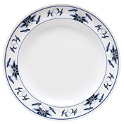 "G.E.T. Water Lily Dinnerware 6"" Plates - Dinner Plates"
