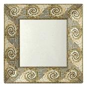 "G.E.T. Mosaic Servingware 8"" Square Plate - Dinner Plates"