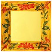 """G.E.T. Venetian Servingware 12"""" Square Plate - Dinner Plates"""