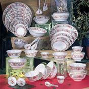 """G.E.T. Garden Dinnerware 6"""" Plates  - Dinner Plates"""