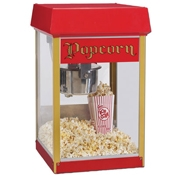 Gold Medal 2404 Red Fun Pop Popcorn Popper