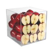 Gourmet Display CC310 Clear Cube - Display Risers