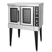 Hobart HEC502 Double-Deck Convection Oven - Double Deck Convection Ovens