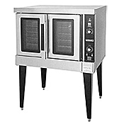 Hobart HGC502-NATURAL Double-Deck Convection Oven