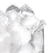 Half Cube Style Ice Machines