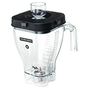 Hamilton Beach 6126-1100 1 Gallon/ 3.8L Polycarbonate Blender Container - Blender Parts and Accessories